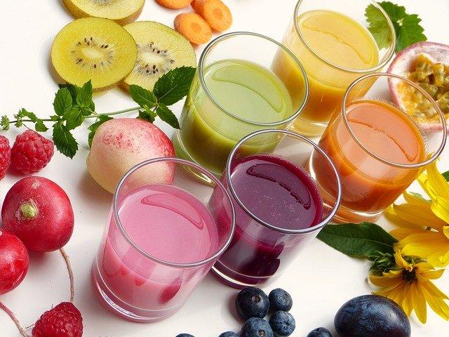 野菜ジュース フルーツジュース